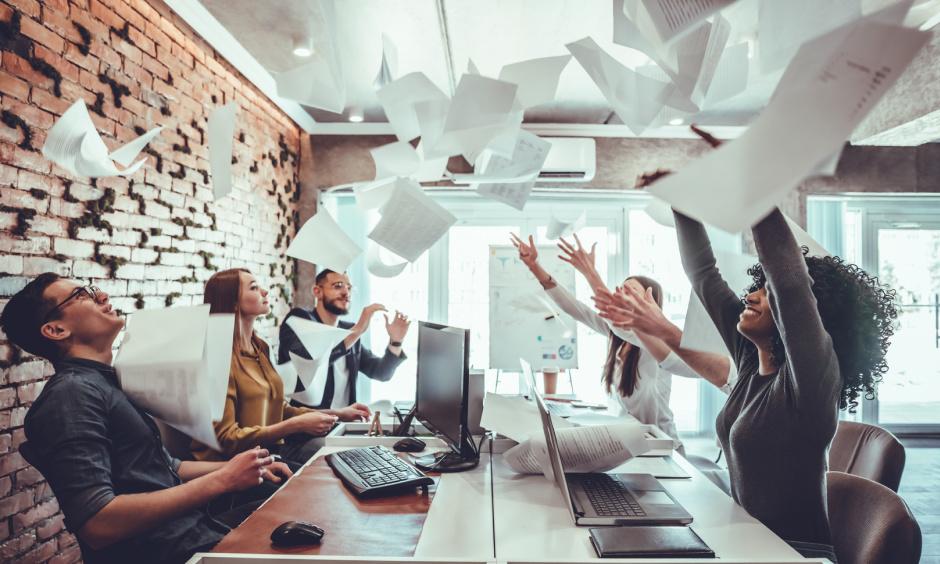 glückliche & zufriedene Mitarbeiter durch professionelle Arbeits- und Betriebsmedizin